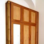 armadio bambu legno