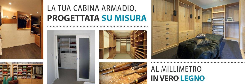 Cabine armadio roma su misura arredamenti e mobili su - Cabine armadio in muratura ...