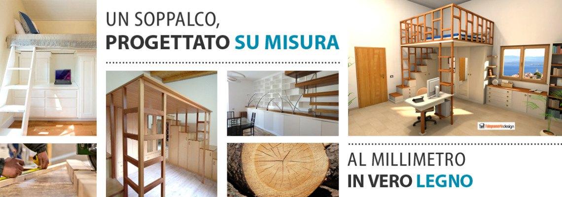 soppalchi in legno roma