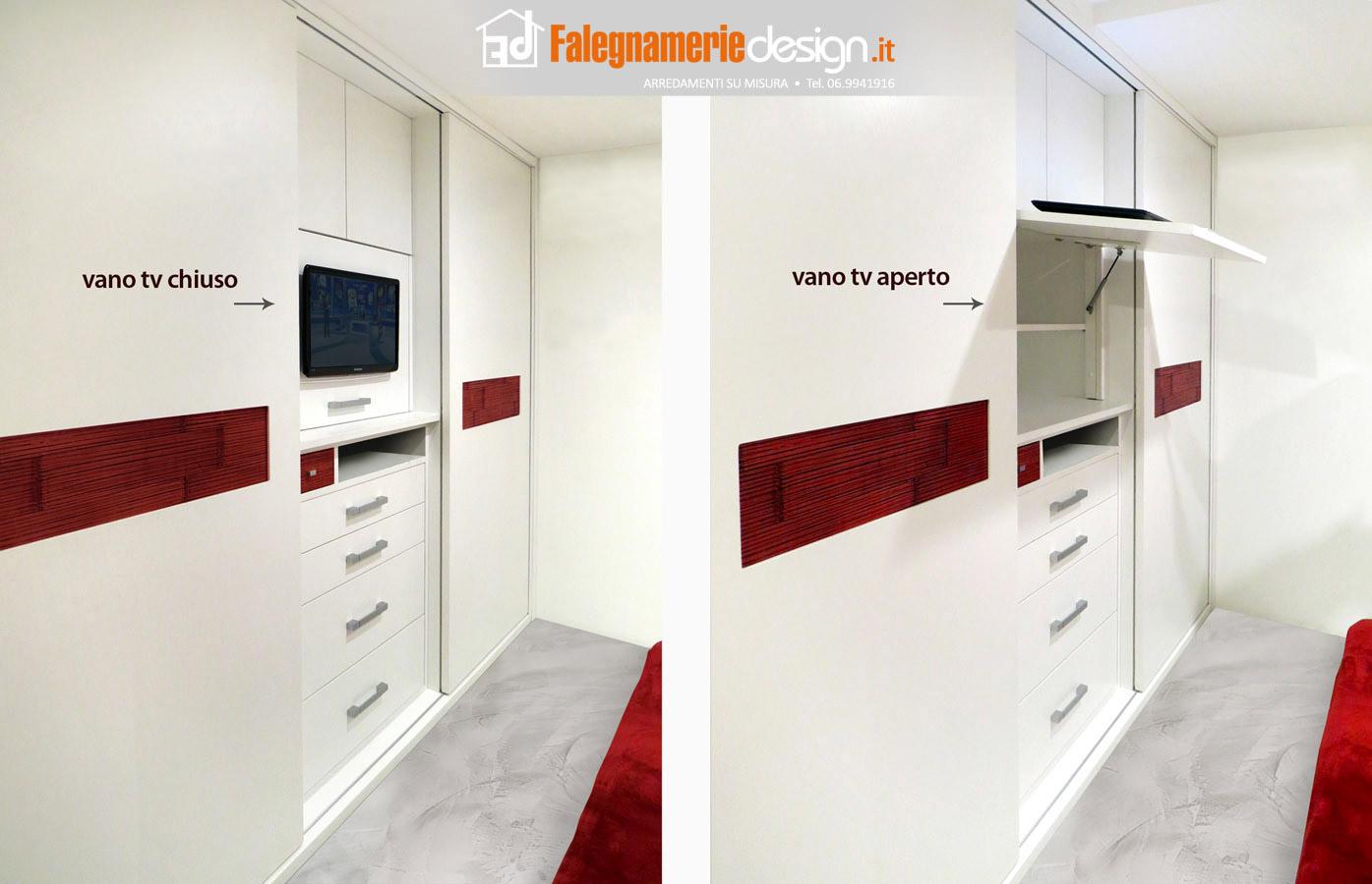 Foto a388 arredamenti e mobili su misura roma for Falegnamerie design