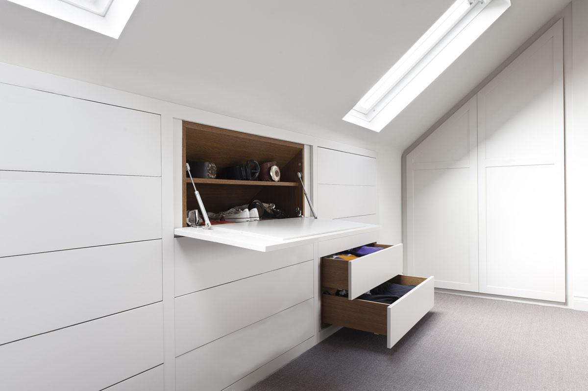 Camerette per mansarda giochi decorazione di stanze for Camerette per mansarde arredamento