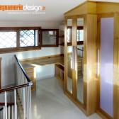 armadi per mansarde legno 2