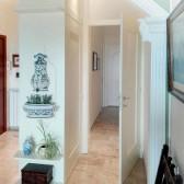 armadio divisorio soggiorno retro