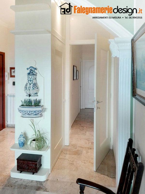 Pareti divisorie roma, in legno su misura per i vostri spazi