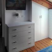 armadio piccolo mansarda