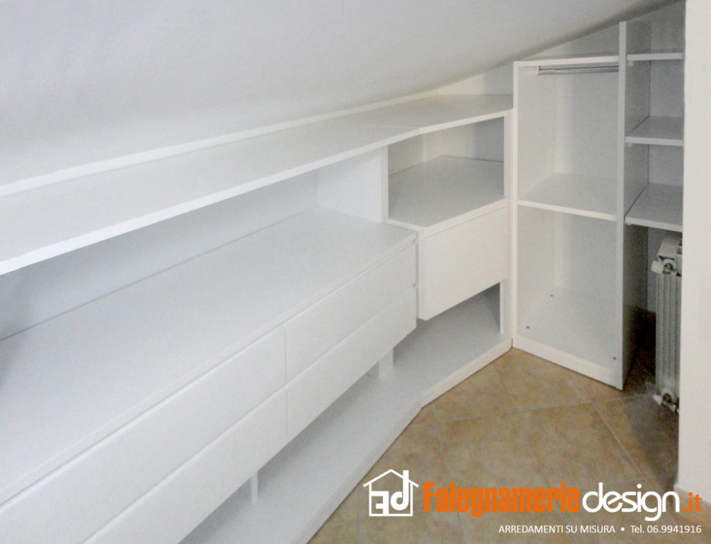 Cabine armadio su misura roma come ottimizzare lo spazio for Cabina di legno