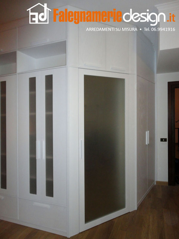 Cabine armadio su misura roma come ottimizzare lo spazio al meglio - Cabina armadio su misura ...