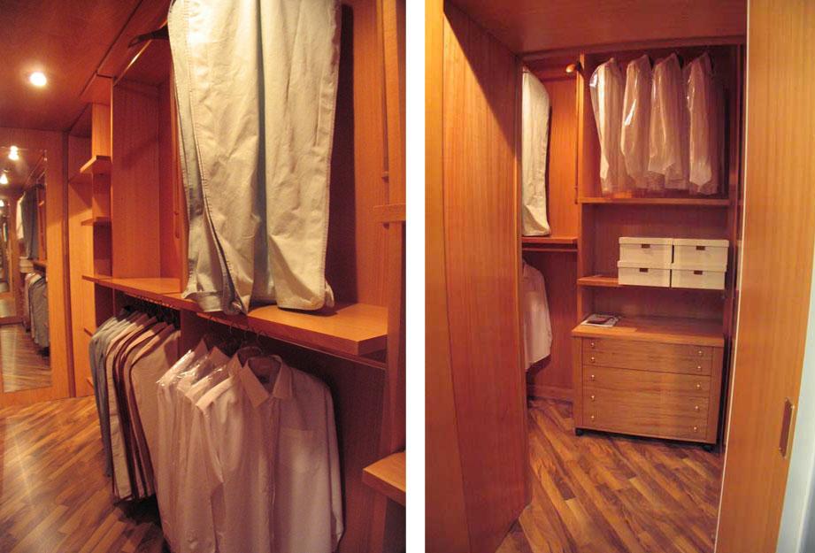 Le cabine armadio su misura idee per il design della casa - Cabine armadio torino ...
