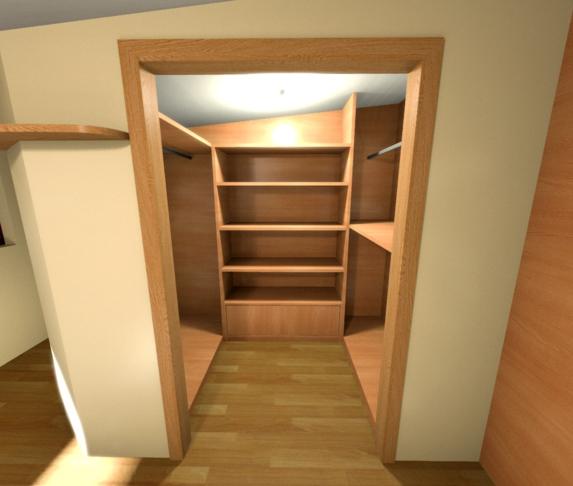 Le Cabine Armadio Su Misura ~ Idee per il design della casa