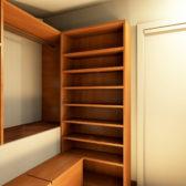 cabine armadio per stanze piccole