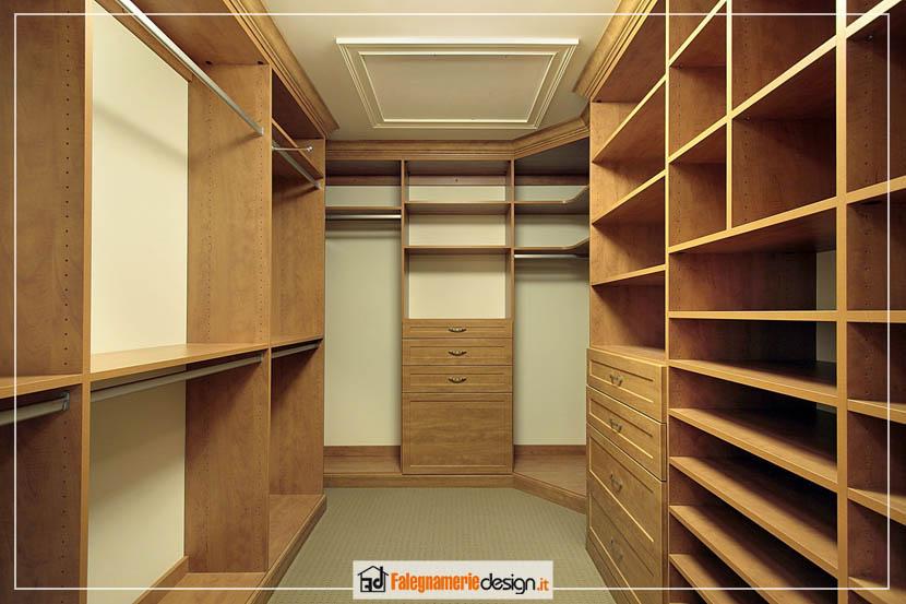 Cabine armadio su misura roma come ottimizzare lo spazio - Cabine armadio classiche ...