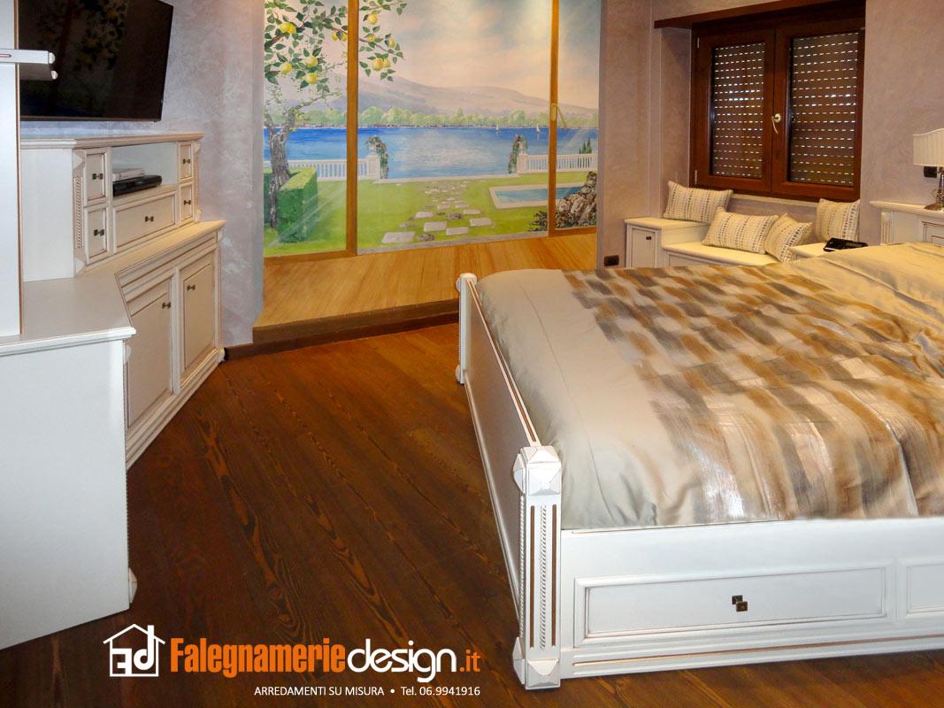 camera da letto a misura