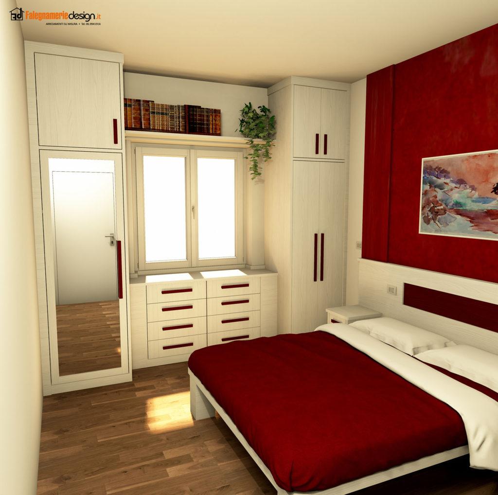 Camere da letto roma tutto in vero legno su misura for Camere da letto bianche
