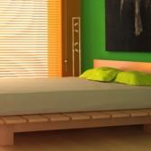 camere in legno roma