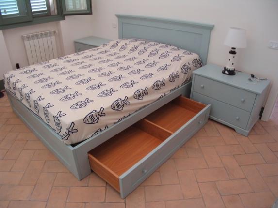 Foto camere da letto su misura falegnamerie design for Camere da letto roma