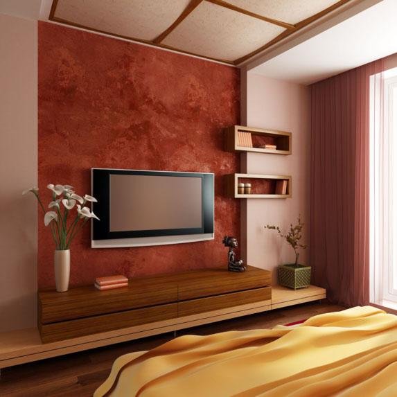 Camere da letto roma tutto in vero legno su misura - Colori pareti camere da letto ...