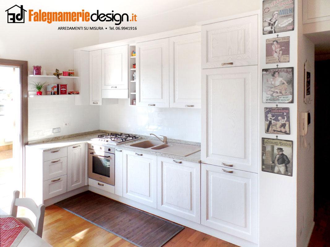 Cucina legno bianco pt14 regardsdefemmes for Cucina legno bianco