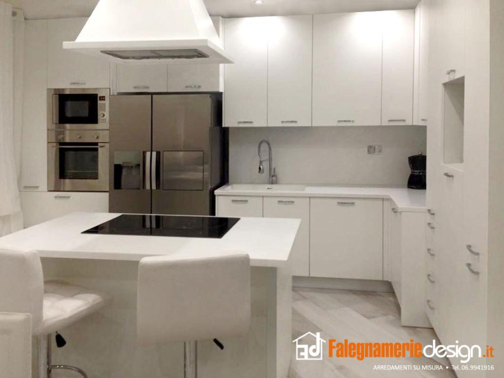 Cucine Moderne Su Misura Roma | madgeweb.com idee di interior design