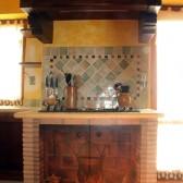 cucina rustica falegname