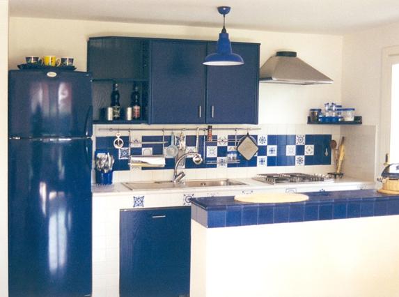 Foto cucine in muratura falegnamerie design for Maioliche da cucina
