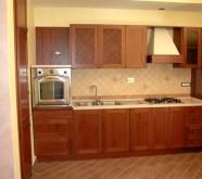 costruire una cucina rustica