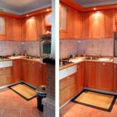 cucine in stile rustico