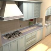 cucina in 3d ikea