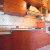 cucina color noce