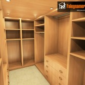 interno cabina armadio