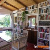 libreria ambiente moderno