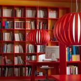 libreria rossa