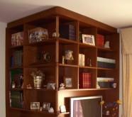 librerie per mansarde