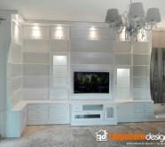 mobile per soggiorno in legno