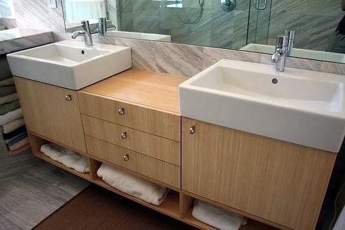 Mobili bagno su misura a pochi passi da roma il negozio - Bagno doppio lavandino ...