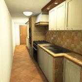 progettazione cucine in muratura