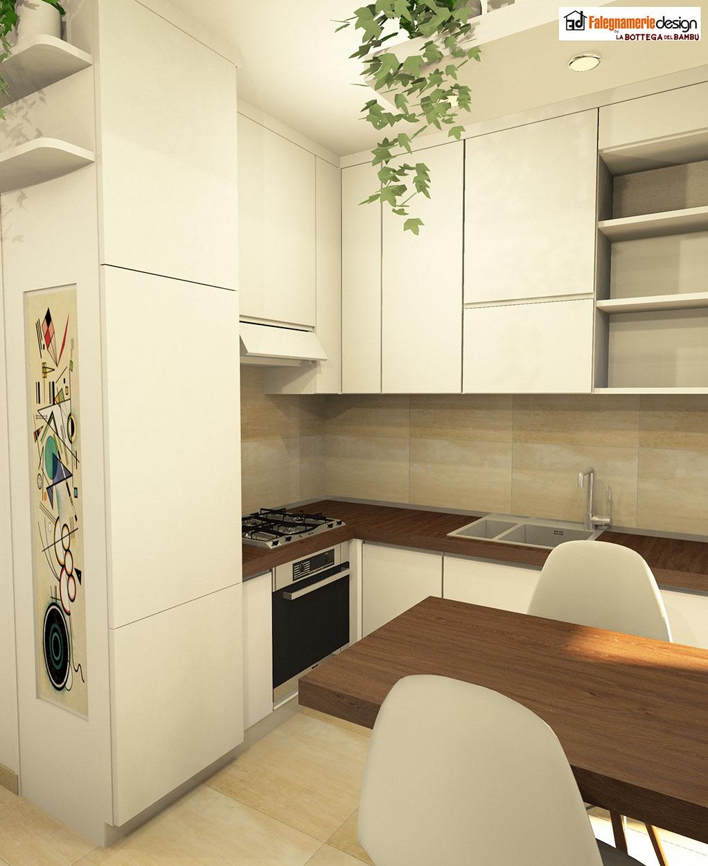 Progettazione cucine roma arredamenti e mobili su misura - Progettazione mobili su misura ...