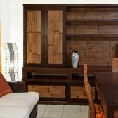 soggiorni in legno