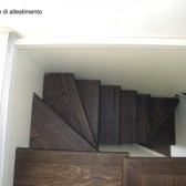 scalinata soppalco