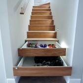 cassetti su scale