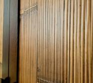 ante armadio in legno di bambu
