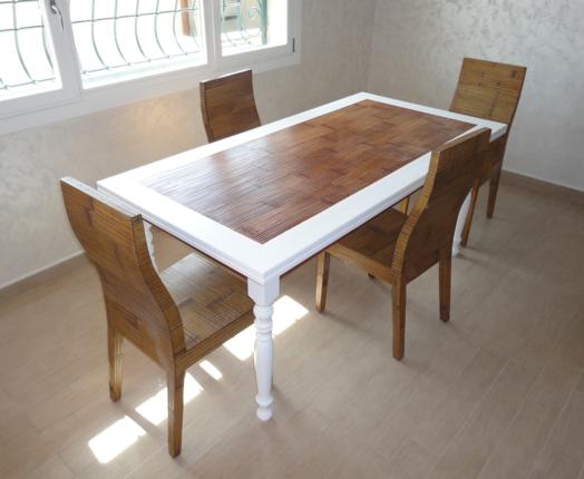 Tavoli in legno tutte le offerte cascare a fagiolo - Tavoli su misura roma ...