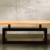 tavolo moderno in legno su misura