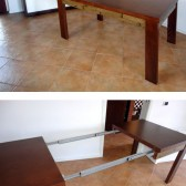 tavolo allungabile su misura