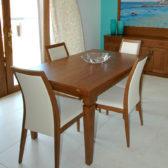 tavolo e sedie roma
