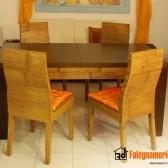 tavolo legno bambu 1