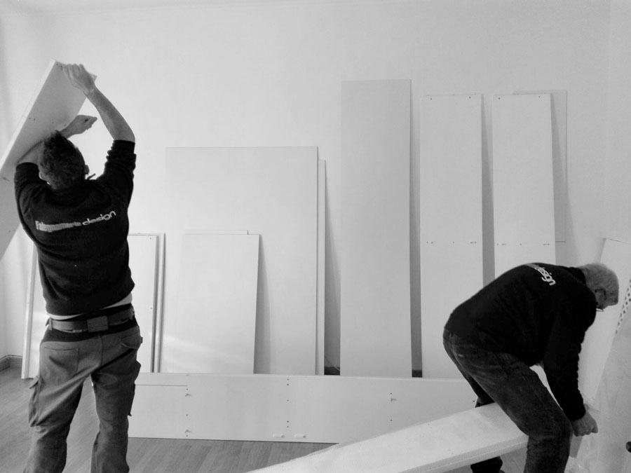 2 montaggio mobili roma arredamenti e mobili su misura roma for Mobili design roma
