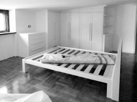 8 montaggio letto legno