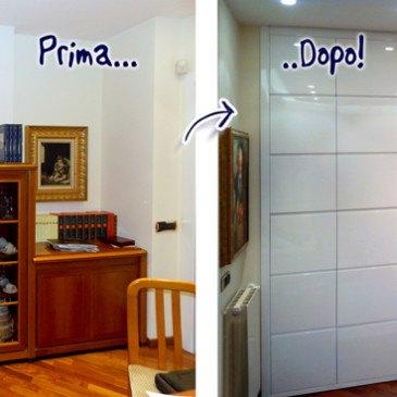 Trasforma la tua stanza con un mobile su misura