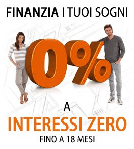 finanziamento mobili interssi zero