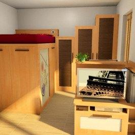 I mobili a misura di casa. Come realizzarli da Falegnamerie Design